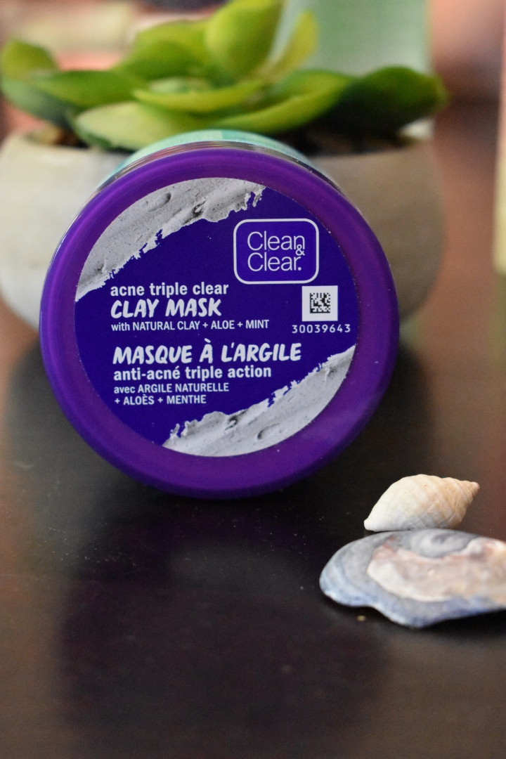 Clean & Clear Acne Triple Clay Mask—Review
