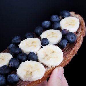 banana bread slice  recipe