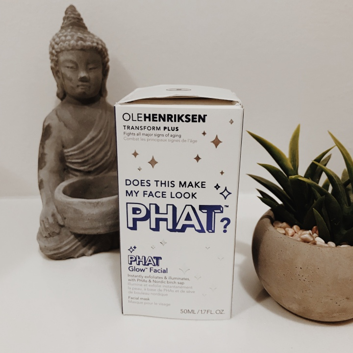 PHAt Glow Facial VoxBox— review