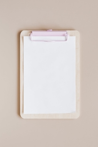 clipboard lists