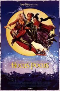 Hocus Pocus Disney movie cover