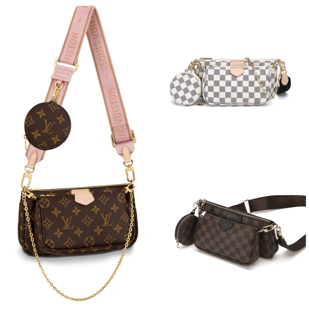 Louis Vuitton Multi Pochette Accessories bag