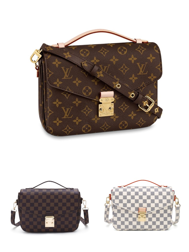 Louis Vuitton Pochette Metis crossbody