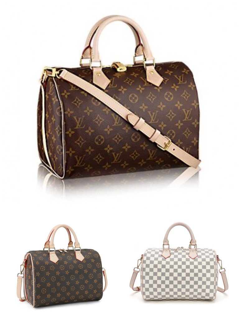 Louis Vuitton Speedy Bandouliere crossbody bag