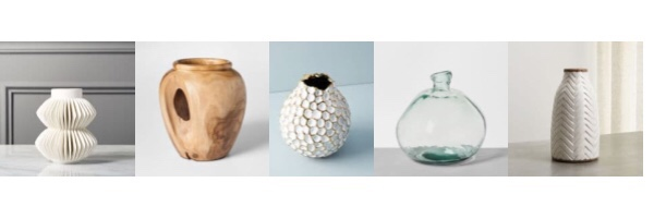 trending vases and pottery for the home