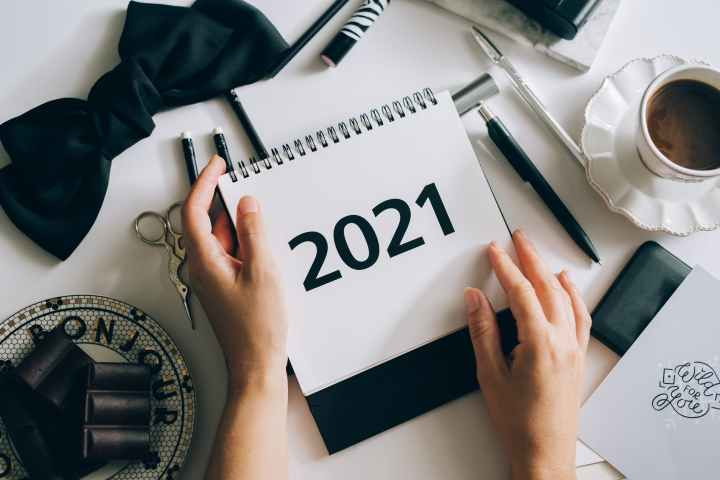 How to Stay Organized in 2021