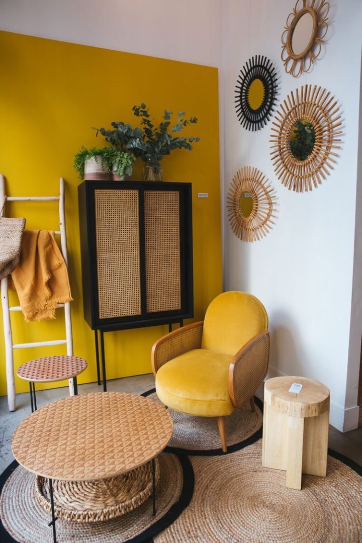 Add Some Yellow to Your Living Space