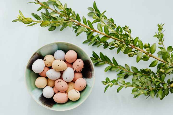 5 Easter Tablescape Ideas