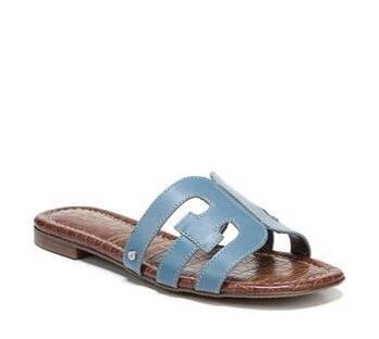 Women's Sam Edelman bay cutout slide sandal