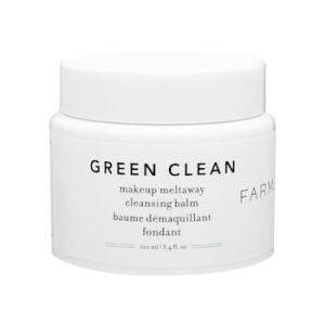 Green clean cleansing oil based balm