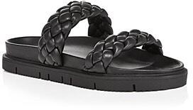 Aqua Women's Braided Slide Sandals - 100% Exclusive-Shoes