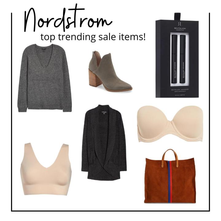 Top trending items in the Nordstrom anniversarysale